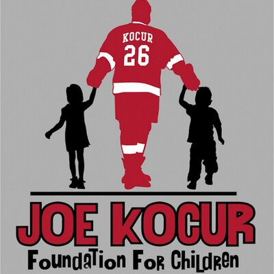 Joe Kocur Foundation For Children