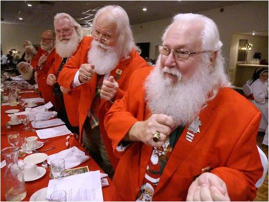 St Nicholas Institute Santa School Michigan Santa Claus Training